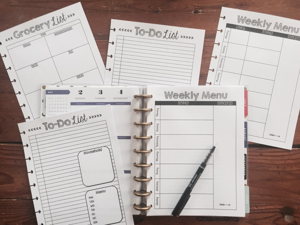 The Household Organization Bundle